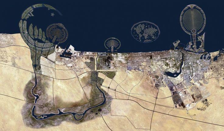 30stunning photos that prove Dubai isthe craziest city inthe world
