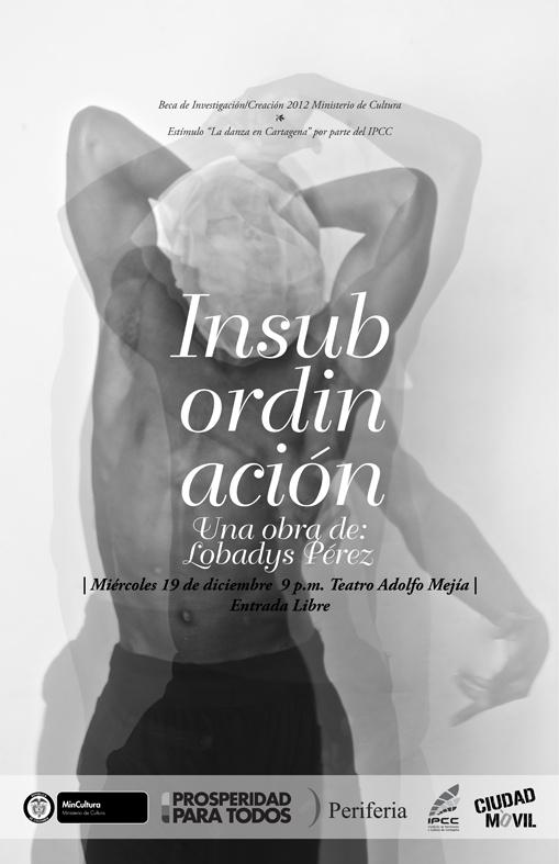 INSUBORDINACION -poster-