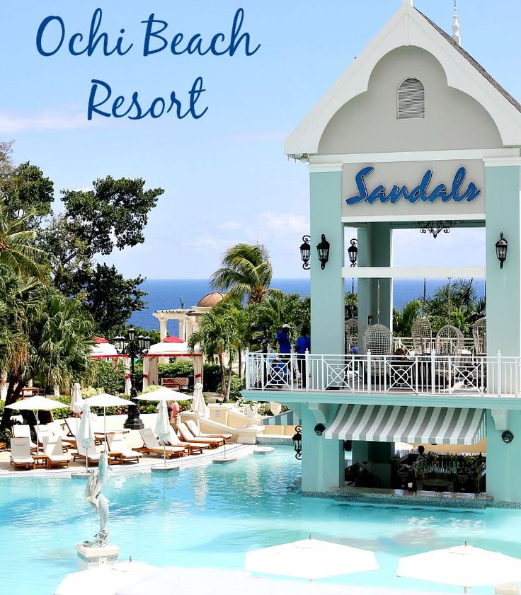 If you've been thinking about visiting the Sandals Ochi Beach Resort, do it. The 100 acre resort gives so much of Jamaica's lush plant life and beautiful Caribbean coastline with every modern convenience you can think of. An absolutely wonderful getaway experience.