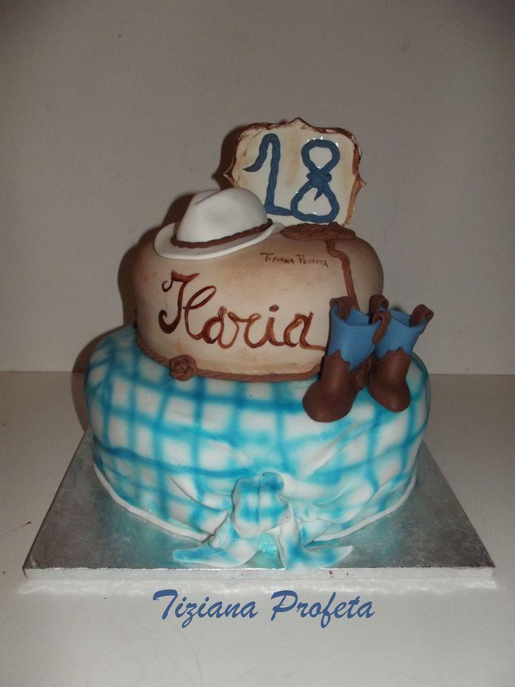 torta cowgirl