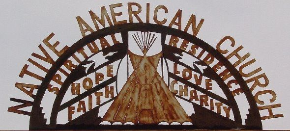 Native American Church Symbols | ... basic elements that strengthened the spirituality of native americans