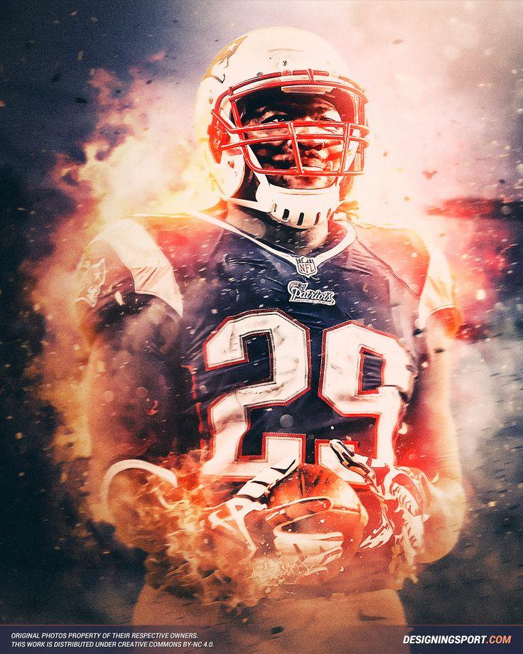 e8a3278ed1c New England Patriots 29 Blount USA Flag Fashion Black New Nike Elite Jerseys
