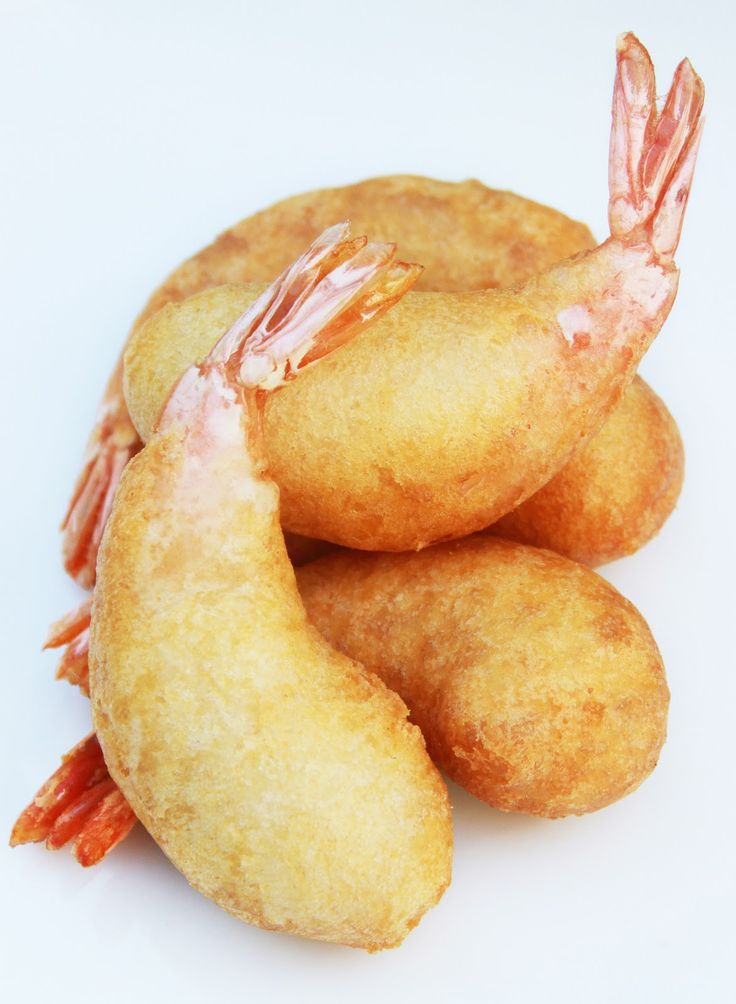 La Cuisine de Bernard : Les Beignets aux Crevettes
