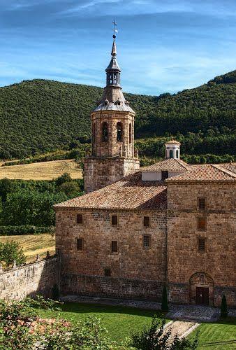 MONASTERIO DE YUSO - DETALLE - SAN MILLAN DE LA COGOLLA - RIOJA. Spain #spain