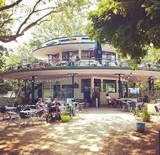 't Blauwe Theehuis, Vondelpark 5