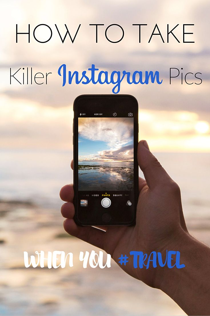 Going on a trip soon? Want to snap killer #Instagram pics? Here are some tips for taking better #travel photos and bring your IG feed to the next level!
