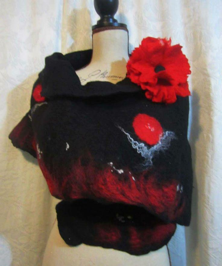 capa con neeps y flores
