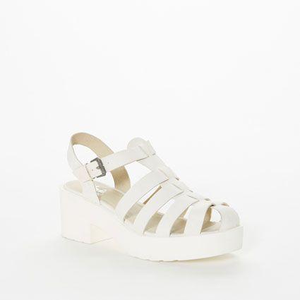 Dotti Lillian Sandal in White $59.99