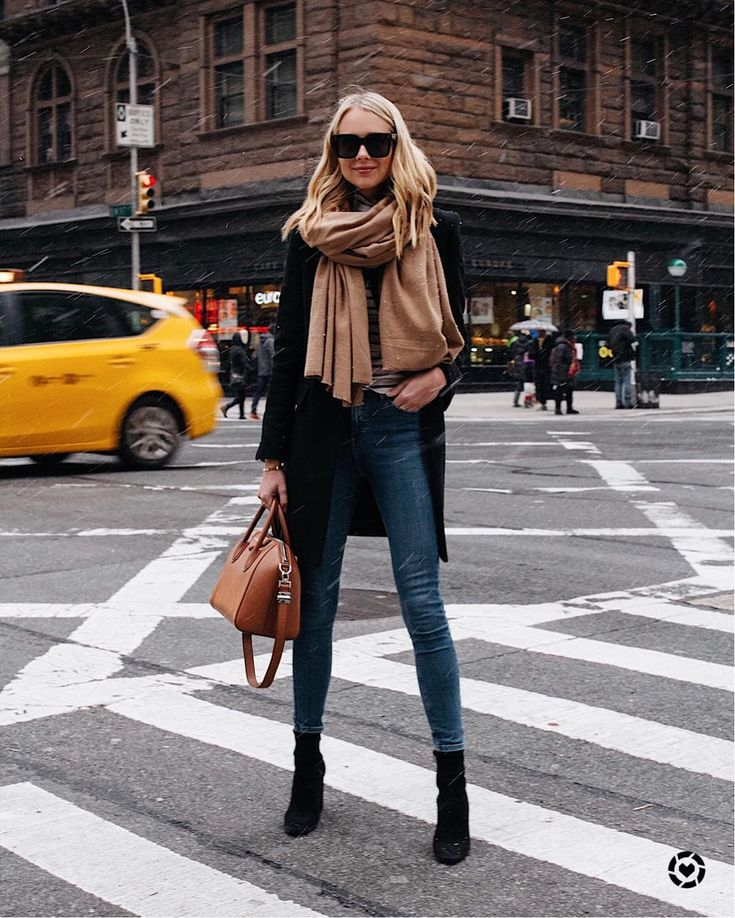 LOVE this cute, trendy, cozy look! What are your favorite fall & winter looks? Are you an over size sweater gal? Or are you more of a scarf person?
