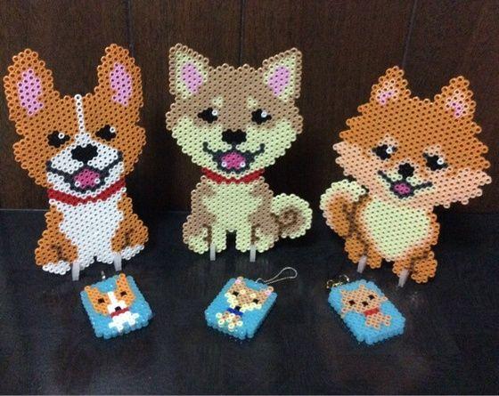 Dogs Perler Beads
