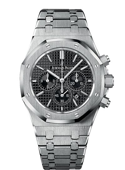 愛彼 (Audemars Piguet) [NEW] Royal Oak Chronograph 41 mm 26320ST.OO.1220ST.01 (List Price: HK $190,000) - Great Offer at:- HK$141,500.