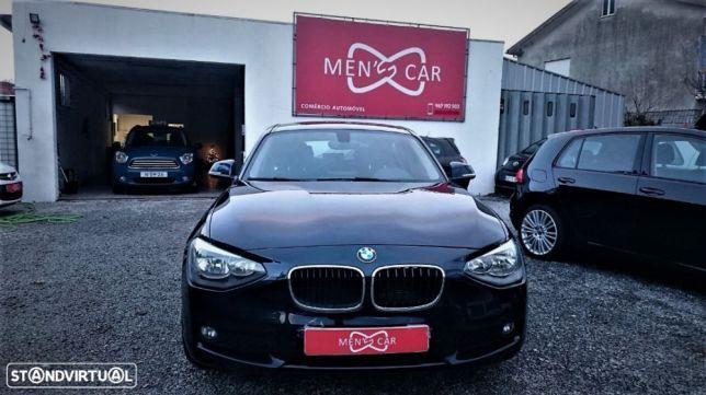 BMW 116 Urban GPS preços usados