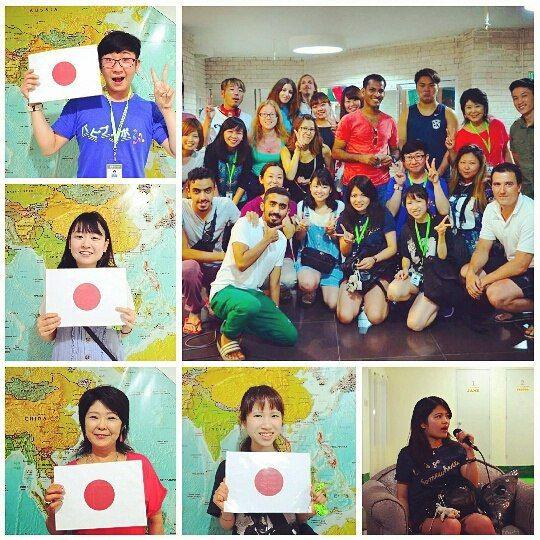 """#geniusenglish #welcome_party #Филиппины #genius #english #philippines #studyenglish #learnenglish #IELTS #TOEFL В понедельник прошла """"Вэлком пати"""" для студентов прибывших из Японии и Вьетнама. Новые студенты сразили всех своей креативностью и оригинальностью - кто-то танцует сальсу, кто-то играет на музыкальных инструментах, а один японский студент устроил настоящее караоке в лобби и исполнил песню под оглушительные аплодисменты! И конечно-же не обошлось без игры «Крокодил»"""