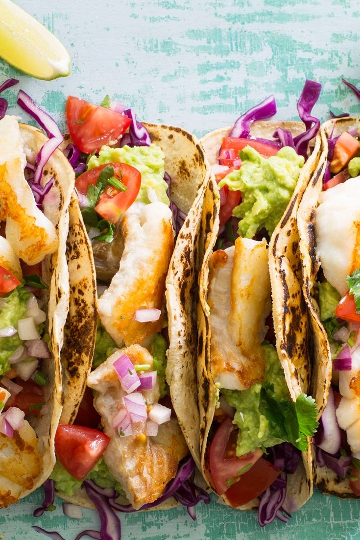 This easy fish taco recipe shows how simple it is to make this delicious Mexican classic.