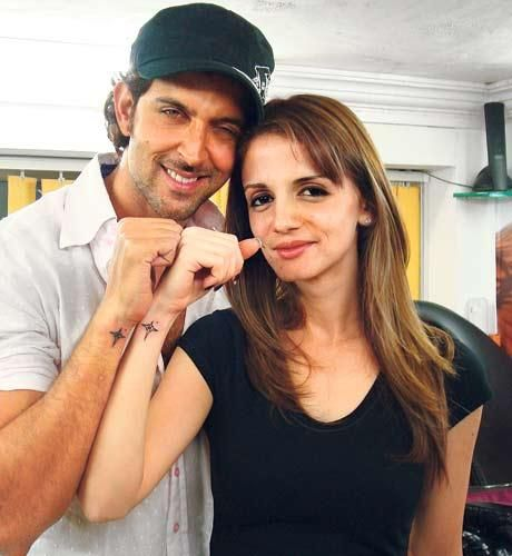 Hrithik And Suzanne Snap Ties What Sowed The Seeds Of Discord