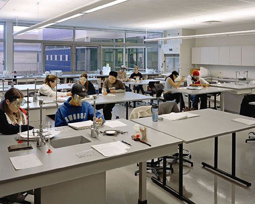 Science Lab | Classroom | Pinterest | School and School design