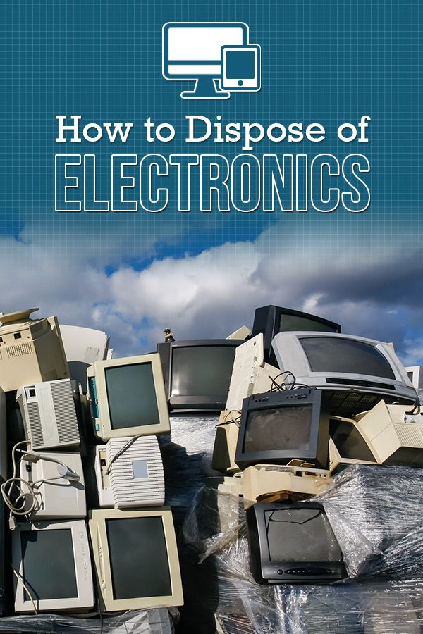 How To Dispose Of Electronics Recycle Old Tv Electronics Old Tv