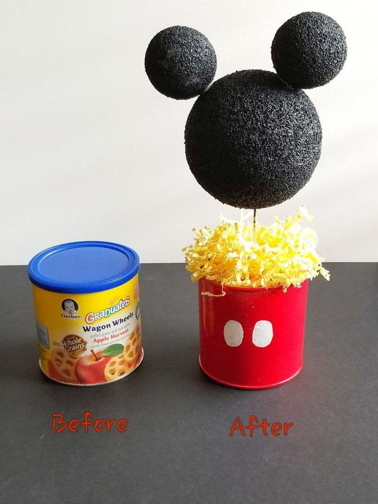 The ultimate way to plan a diy mickey mouse party without spending a lot of money on decorations. I chose to do a lot of the decorating myself! #MickeyMouse