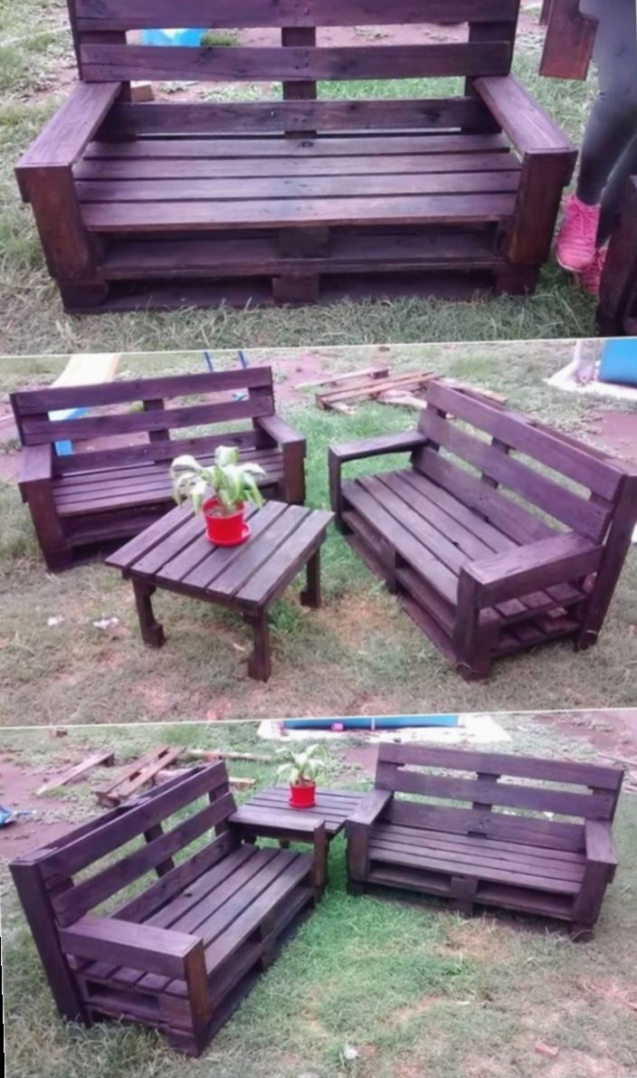 19 Diy Outdoor Table How To Make Outdoor Pallet Projects Pallet Furniture Outdoor Table Pallet Patio Furniture