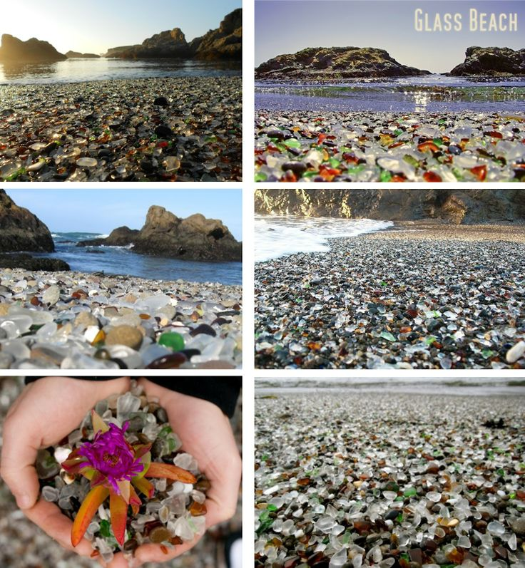 Glass Beach - Ultimate Fort Bragg Beach Thrill ... Must go