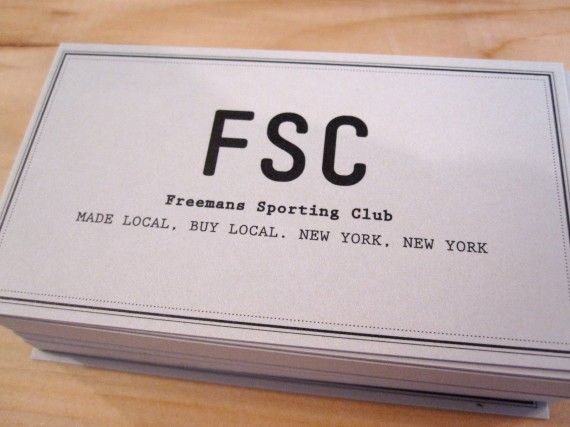 freemans sporting club west 009 570x427 Freemans Sporting Club (FSC)   New Store Location | Preview