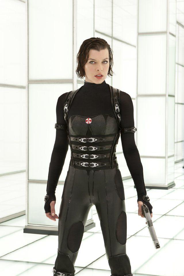 Still of Milla Jovovich in Resident Evil 5 - Retribuição