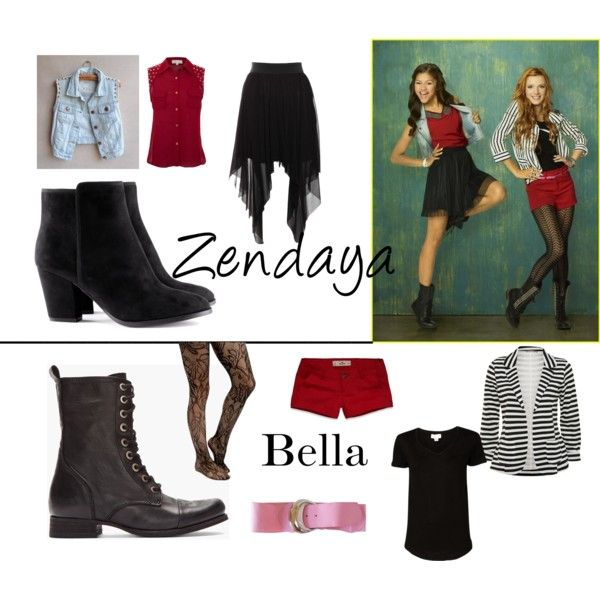 Zendaya Outfits Polyvore | www.imgkid.com - The Image Kid Has It!
