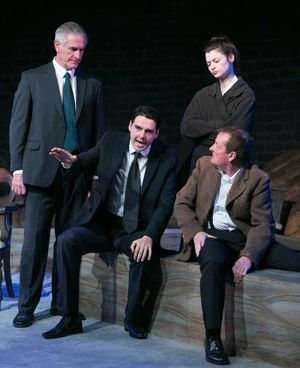 Coming To See Aunt Sophie...a theatre review by Deb Meyer