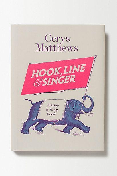 Hook, Line & Singer #anthropologie