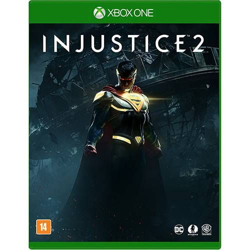 Foto 1 - Game Injustice 2 - Xbox One