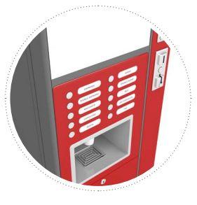 Vending es el término técnico que se usa para describir las actividades de venta y suministro de productos, a través de máquinas expendedoras.