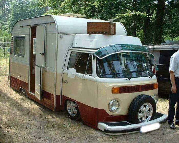 VW Bus Camper eBay