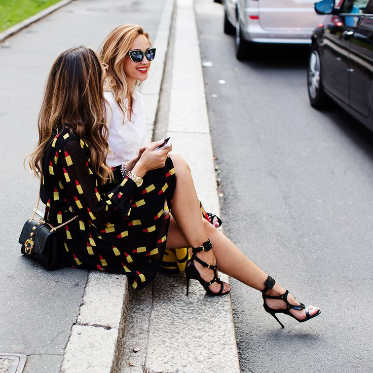 Street Style…After Missoni in Milan « The Sartorialist.