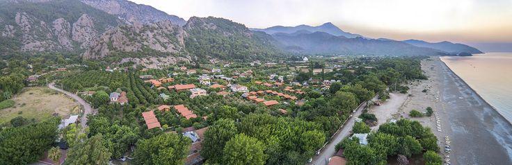 Antalya Çıralı Hava Fotoğrafları - Antalya Çıralı Aerial Photography - Selçuk Urav #aerial #antalya #cirali #urav