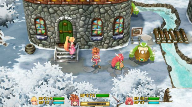 Square Enix Releasing Limited Physical Copies Of Secret Of Mana Remake On PS4  News