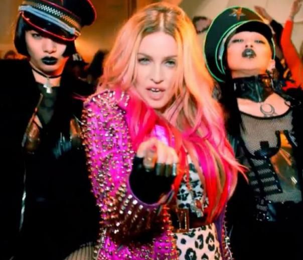 Why Madonna's 'Bitch I'm Madonna' Video Is the Video She Needed to Make Read more: http://www.madonnaglam.com/news/why-madonnas-bitch-im-madonna-video-is-the-video-she-needed-to-make/