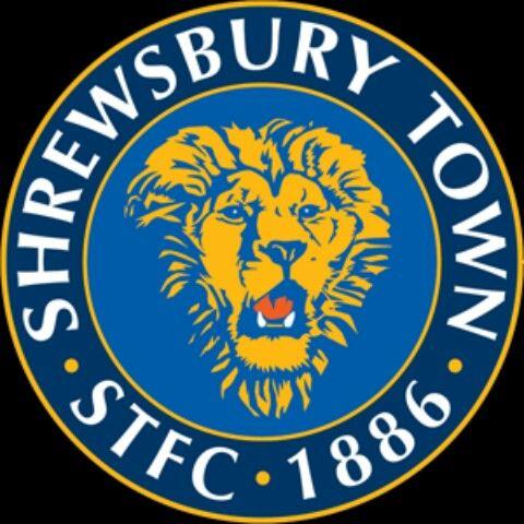 Shrewsbury Town crest.