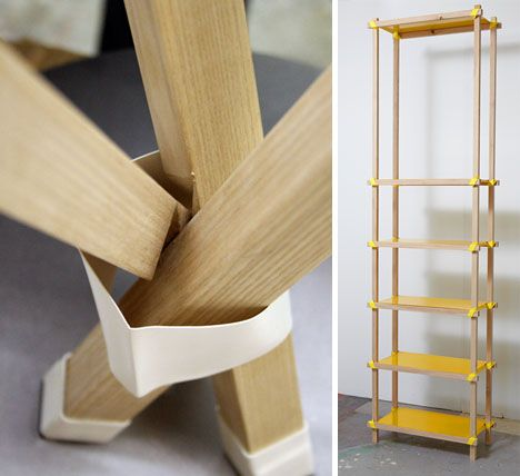 Ingenious Joinery Plastic Shrink Wrap For Wood Furniture Furniture Joinery Pinterest