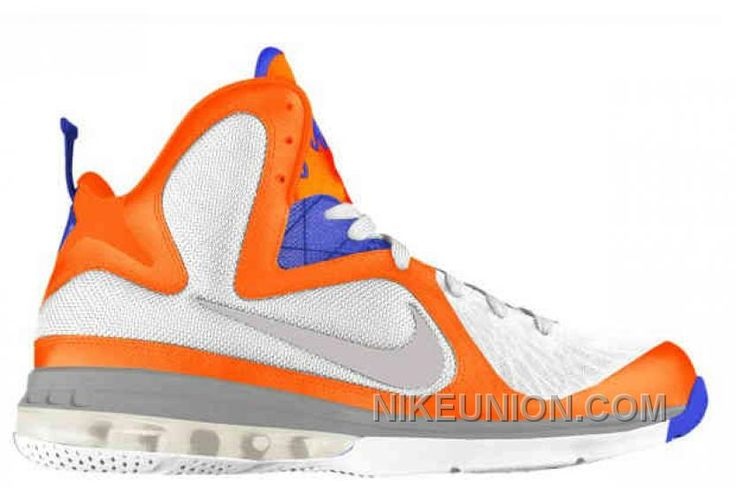 Original Nike Lebron 9 Schuhe Inspiration Bo Jackson Air Trainer SC Auburn