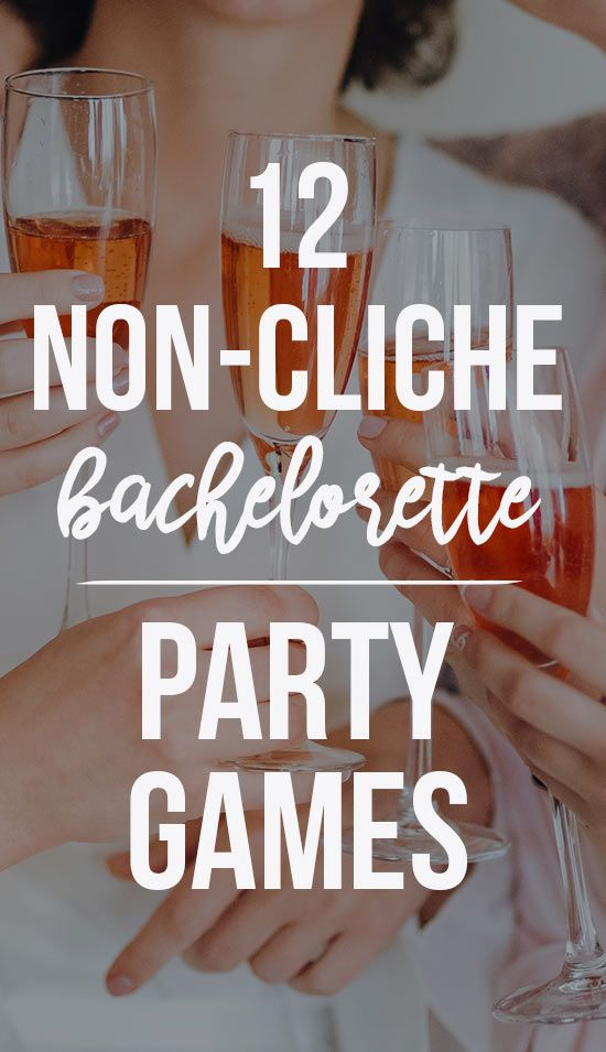 Just like your wedding day, you might want to get a little creative when it comes to your bachelorette party. Have fun with your girls–and try something different–with these nine options.