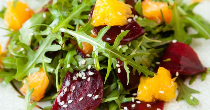 Try this recipe for a beautiful and refreshing summer salad.