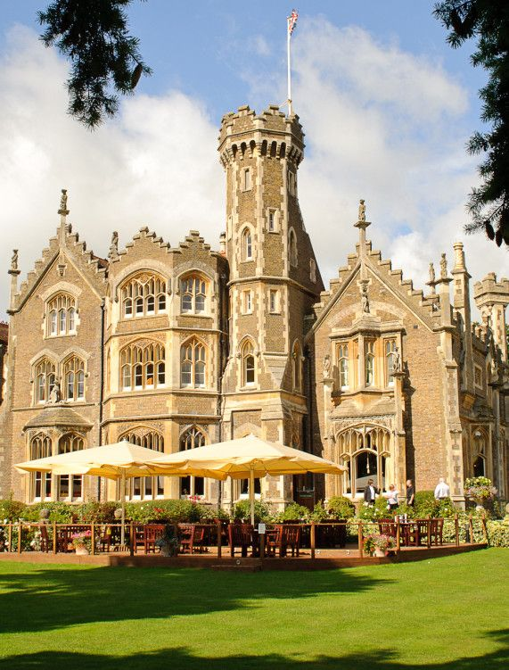 Windsor Uk Luxury Hotel Oakley Court Filming Location Of Rocky Horror Travel Pinterest Wonderful Places And Scenery