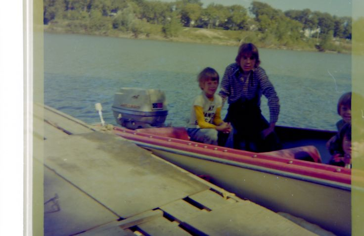 at the dock back in 74