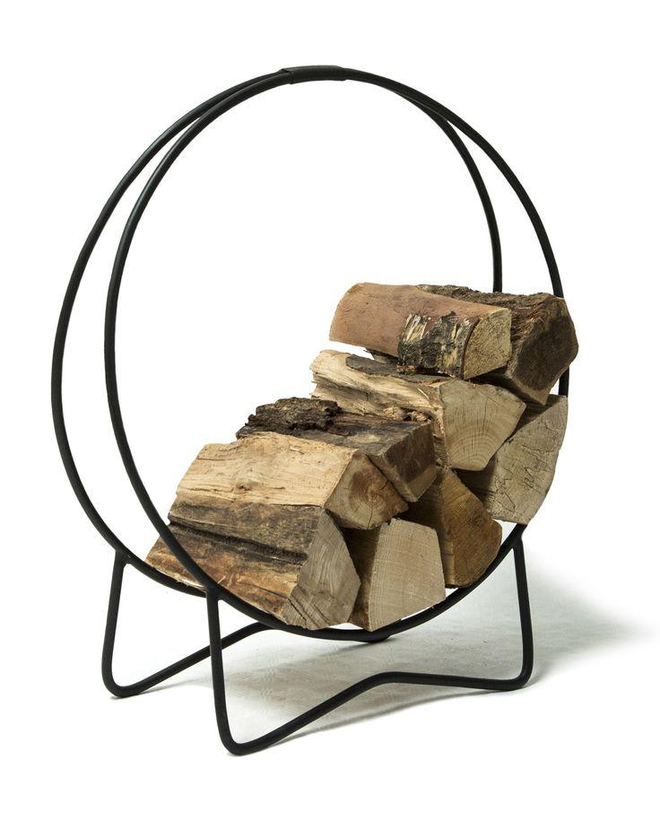 Steel Log Hoop