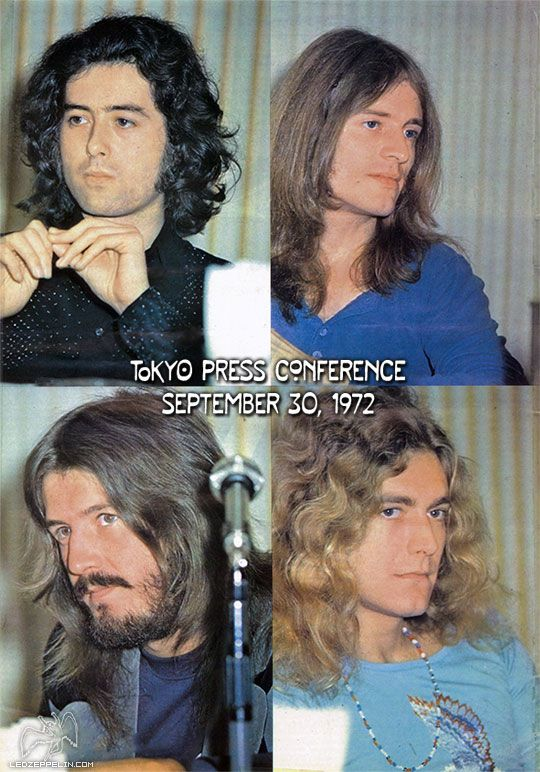 Tokyo 1972 Press Conference