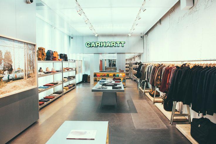 superfuture :: supernews :: amsterdam: carhartt w.i.p. store renewal