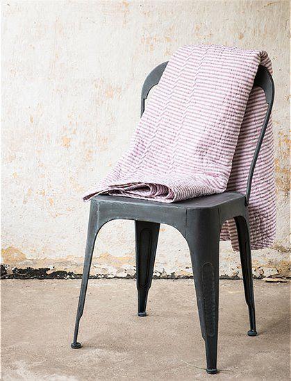 Quilt rosa / weiß von Ib Laursen - IB LAURSEN CAR möbel ...