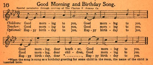 Federal Judge Copyright Ruling- All Happy Birthday Song Copyright Claims Are Invalid | Indie-MusicNetwork.com http://www.indie-musicnetwork.com/federal-judge-copyright-ruling-all-happy-birthday-copyright-claims-are-invalid/