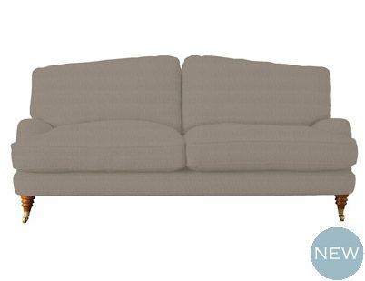 Lynden Upholstered Large 2 Seater Sofa £1260 in Edwin french grey, Laura Ashley, in sale