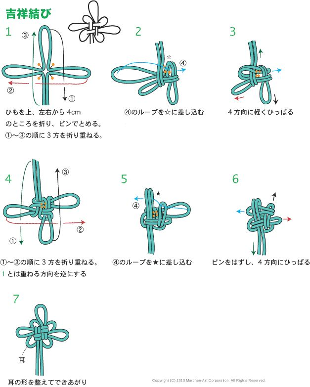 メルヘンアート マクラメ基本の結び方2                                                                                                                                                                                 もっと見る